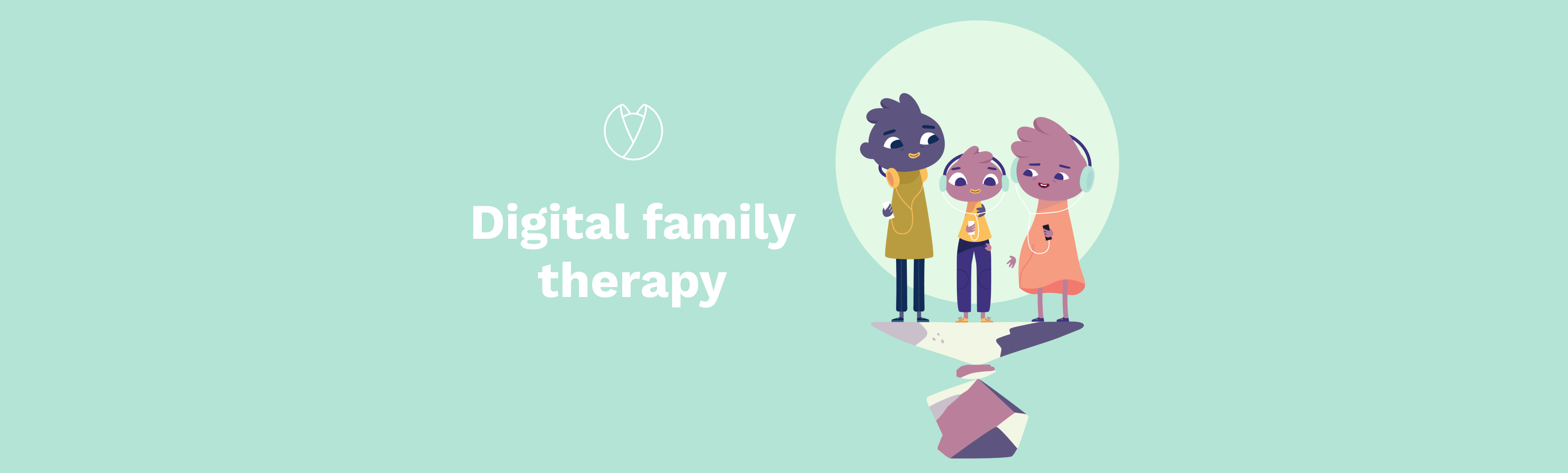 Digital family therapy